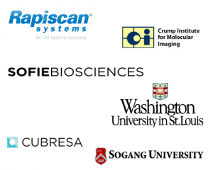 logos of customers - sofie biosciences, ucla, cubresa, sogang university, ...