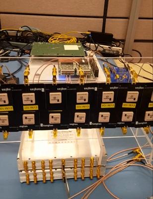 16x16 antenna array 5G